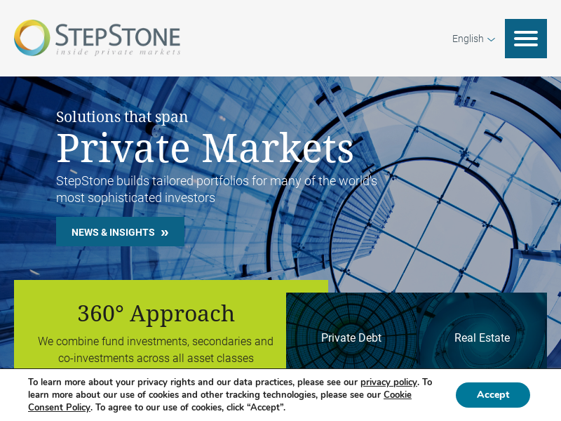 StepStone | Inside Private Markets - Integrated Investment Strategies