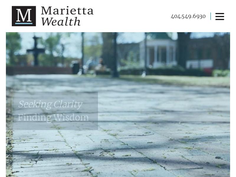 Marietta's Financial Experts | Marietta Wealth