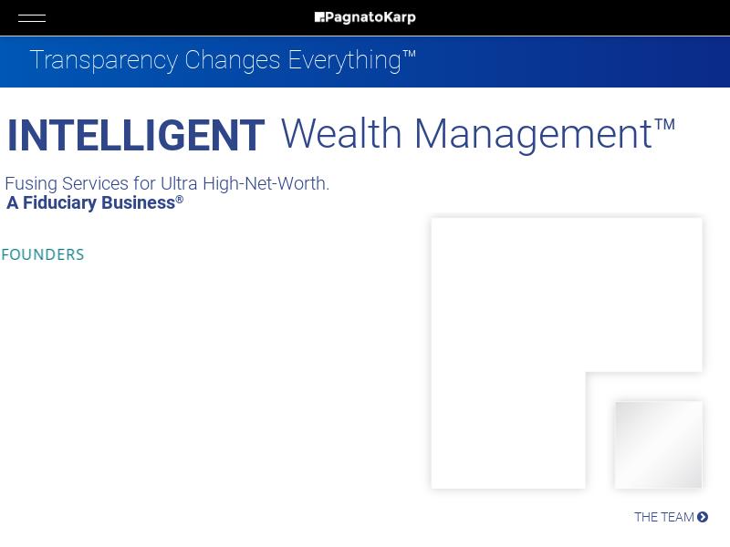 PagnatoKarp – Transparent Family Wealth Advisors