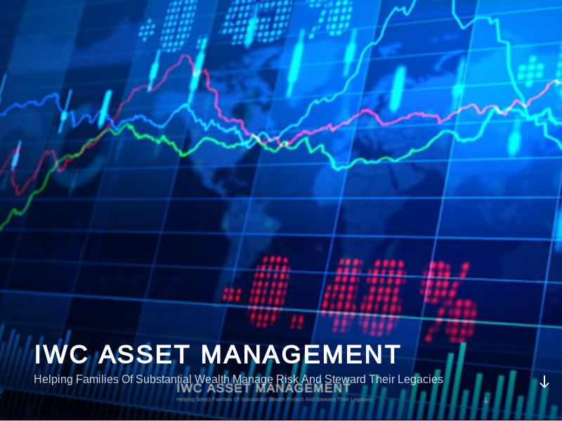 IWC Asset Management – Helping Families Of Substantial Wealth Manage Risk And Steward Their Legacies