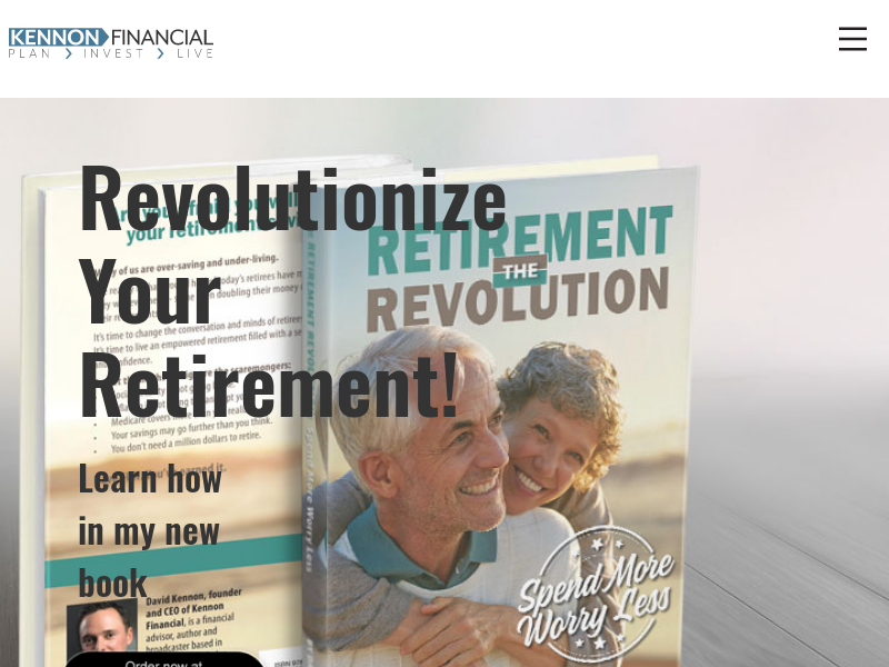 Kennon Financial | Retirement Planning & Social Security Workshops