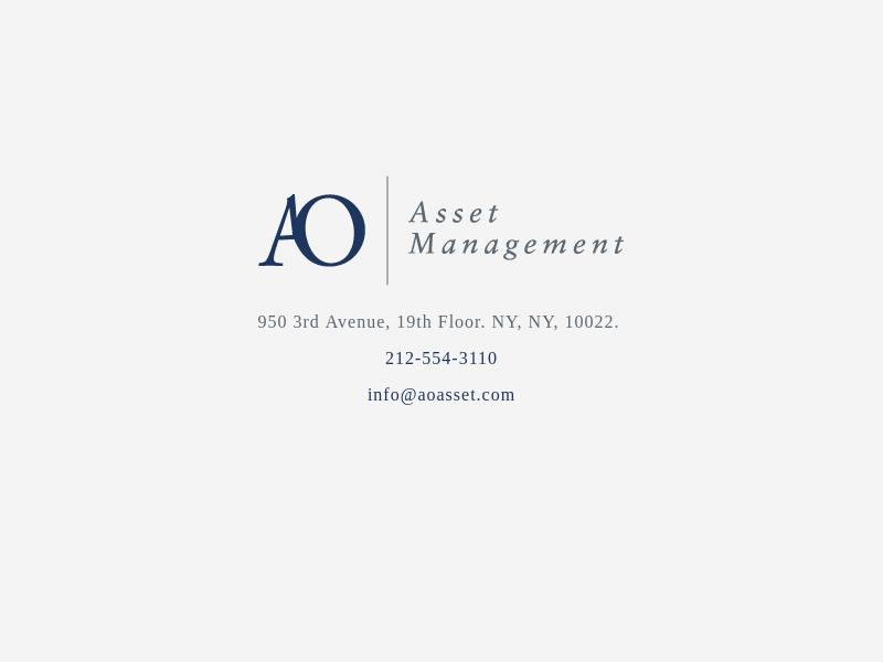 AO Asset Management