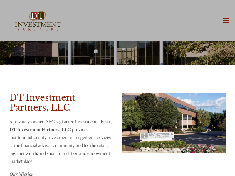 DT Investment Partners
