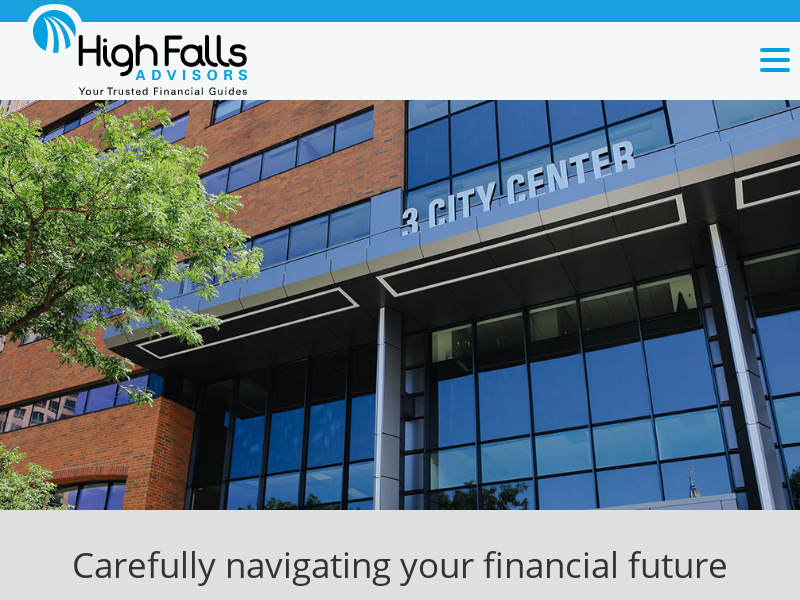 High Falls Advisors: Rochester Financial Planning & Investments