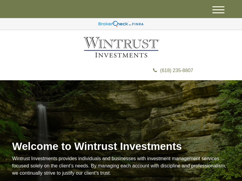 Home | Wintrust Investments