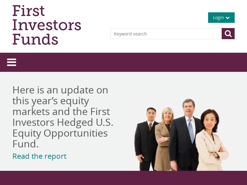 Home | First Investors Funds