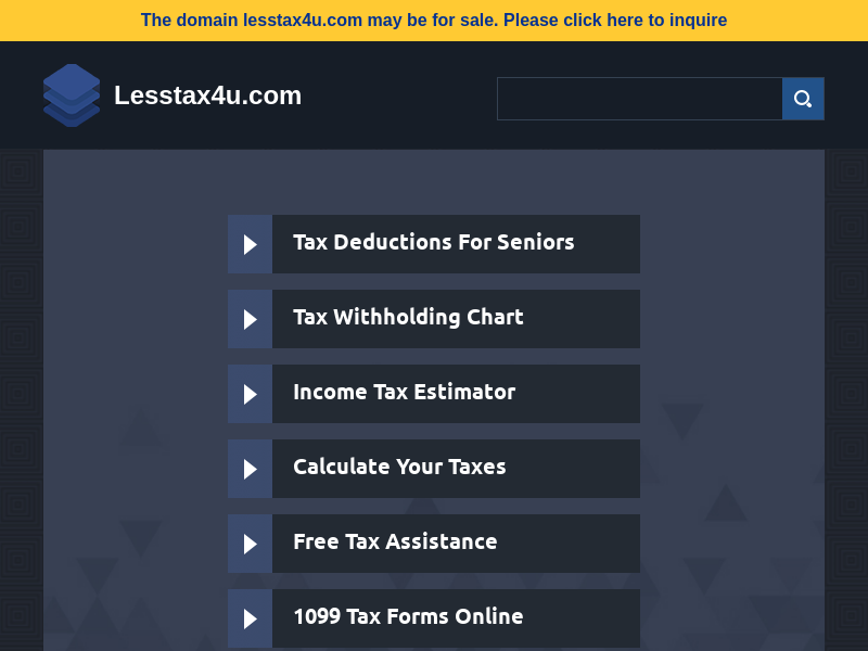 Lesstax4u.com