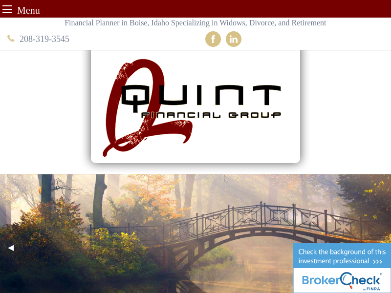 Quint Financial Group | Investment Advisory Boise
