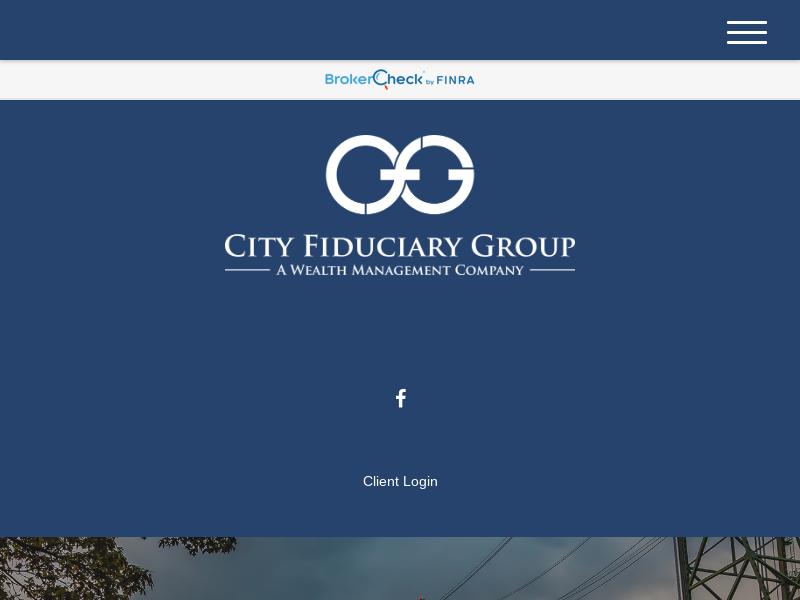 City Fiduciary Group   Financial Advisors   Vancouver, WA   Home