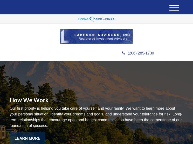 Home | Lakeside Advisors, Inc.