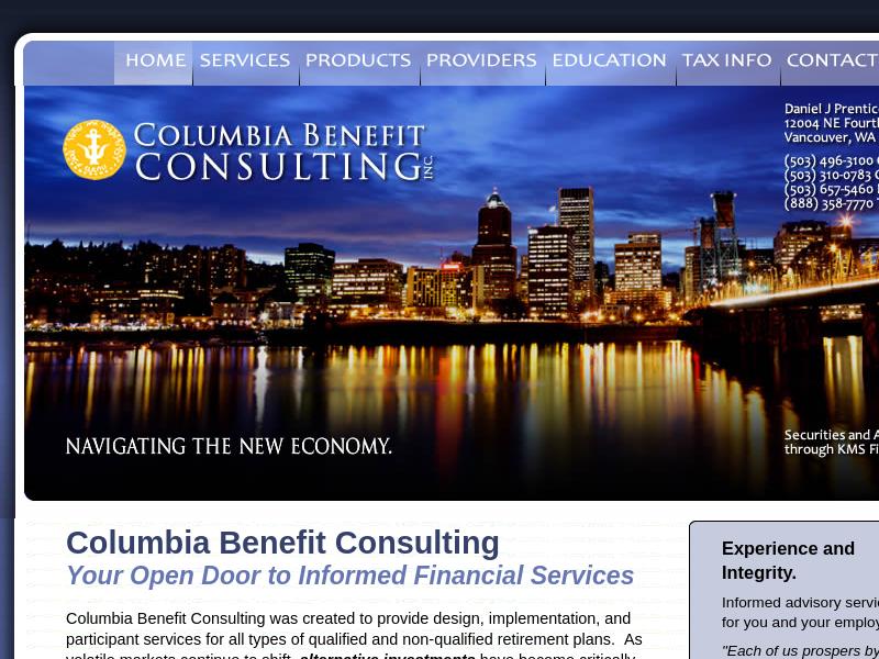 Columbia Benefit Consulting