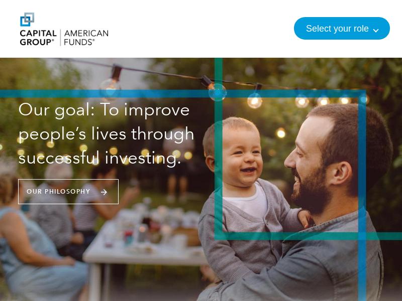 Home Page   Capital Group