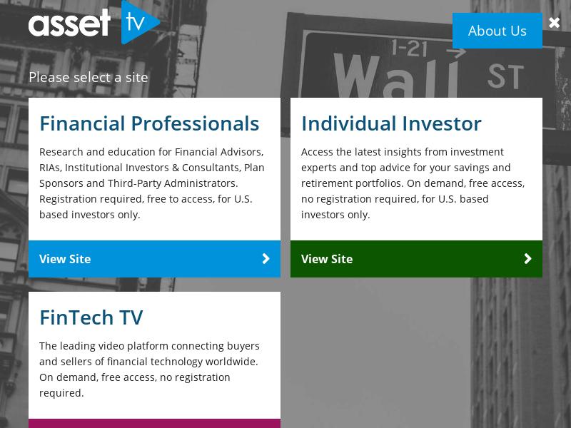 American Funds   Asset TV U.S.