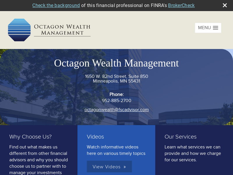 Octagon Wealth Management