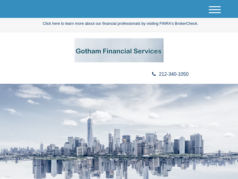 Home | Gotham Financial Services