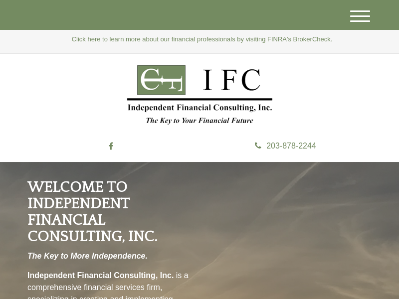 Home | Independent Financial Consulting, Inc.