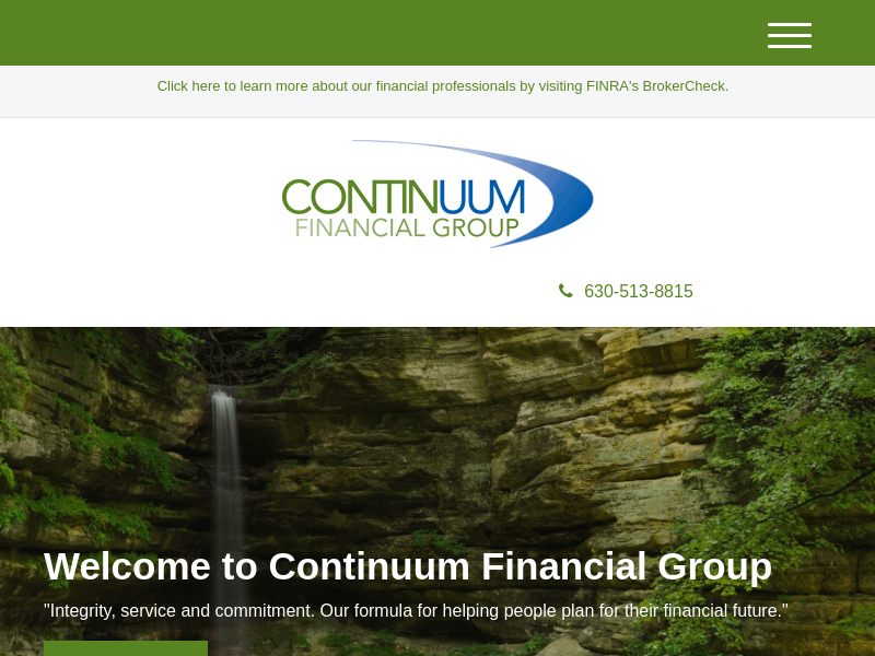 Home | Continuum Financial Group