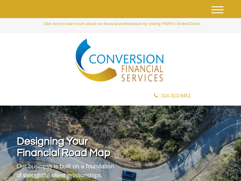 Home | Conversion Financial