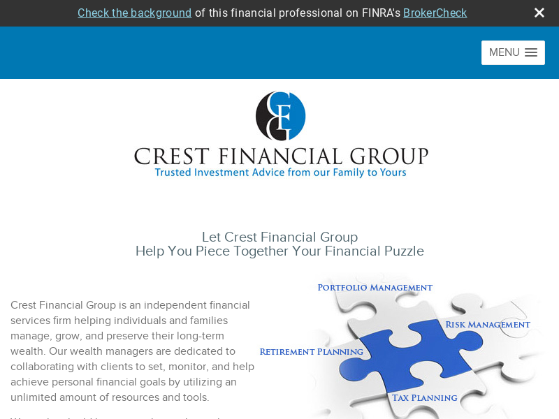 Crest Financial Group