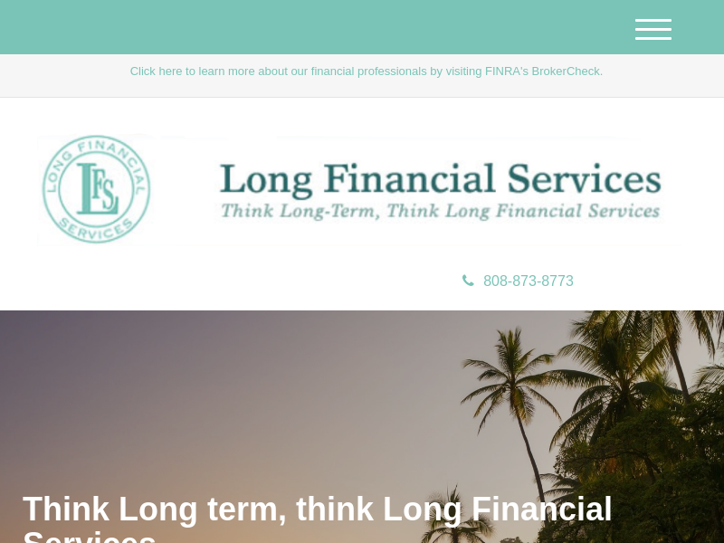 Home | Long Financial Services