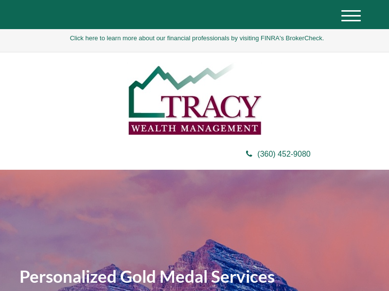 Home | Tracy Wealth Management