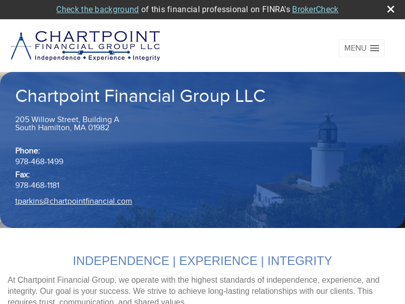 Chartpoint Financial Group, LLC
