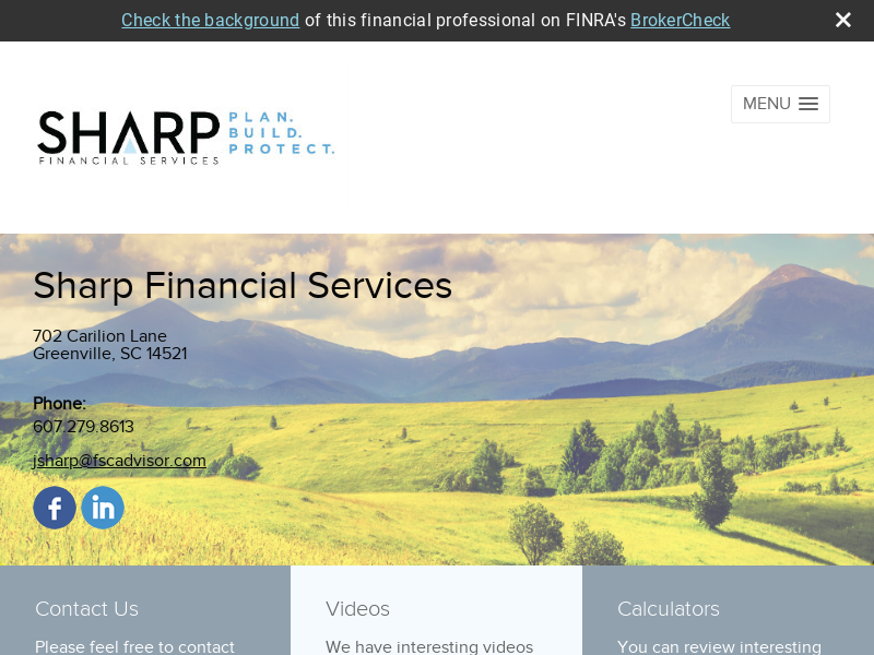 Sharp Financial