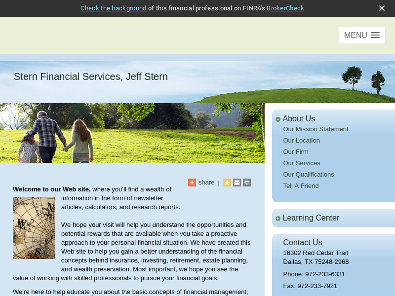 Stern Financial Services