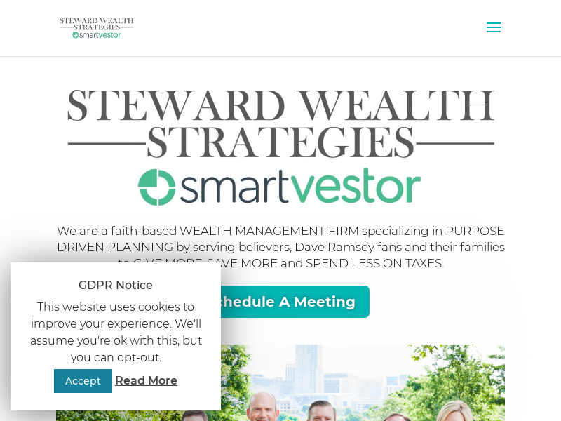 Steward Wealth Strategies - Purpose Driven Planning