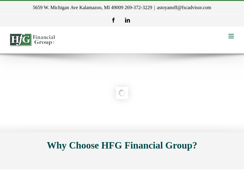 Kalamazoo Financial Advisors - HFG Financial Group