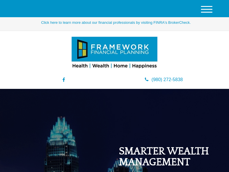 Home | Framework Financial Planning