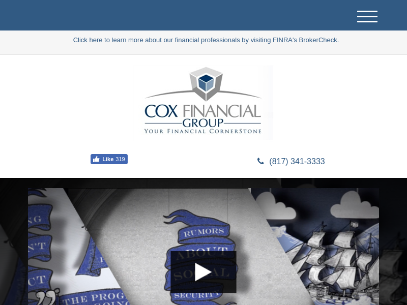 Home | Cox Financial Group