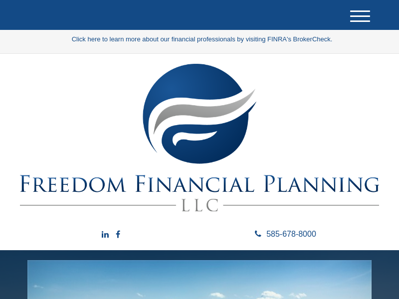 Home | Freedom Financial Planning