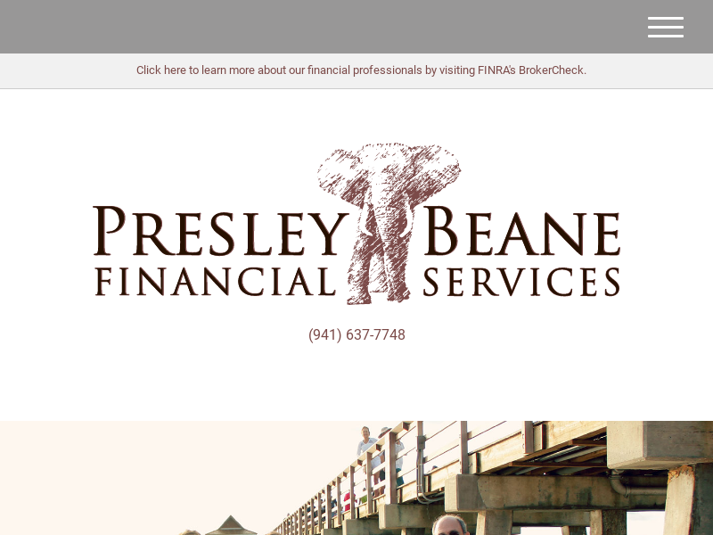Home | Presley Beane Financial Services | Florida