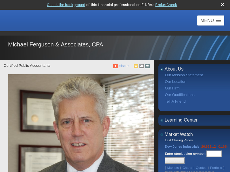 Ferguson and Associates CPA's