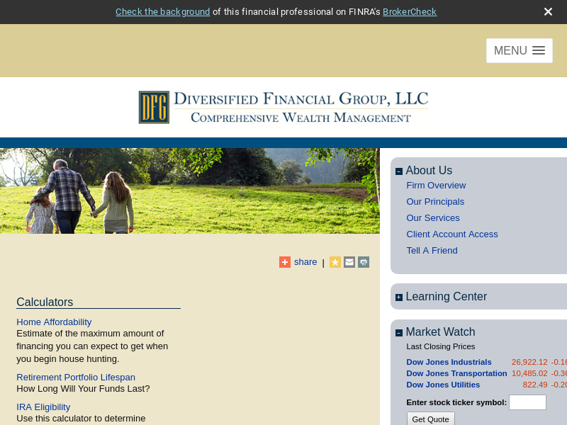 Diversified Financial Group, LLC