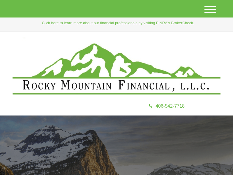 Home | Rocky Mountain Financial LLC