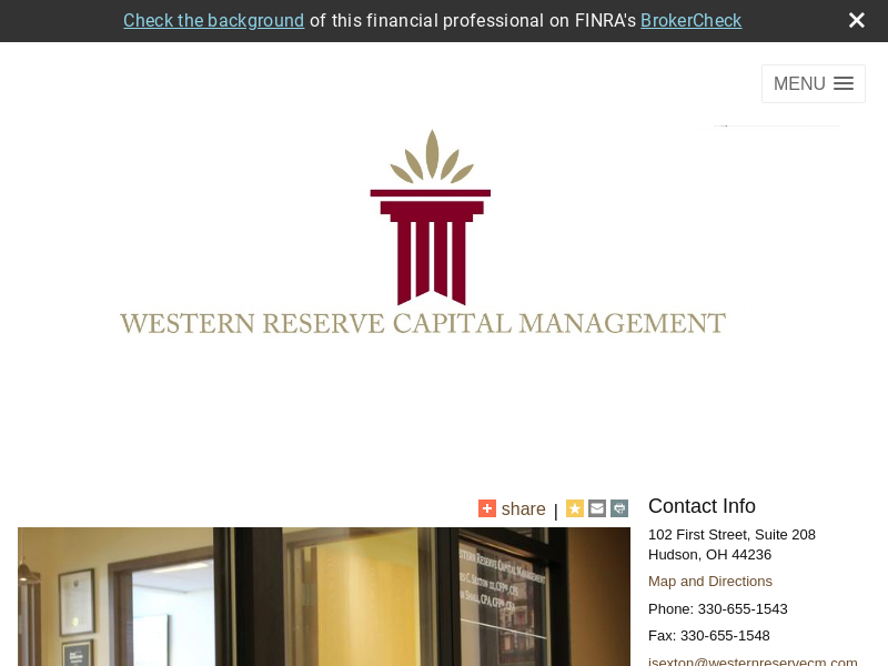 Western Reserve Capital Management
