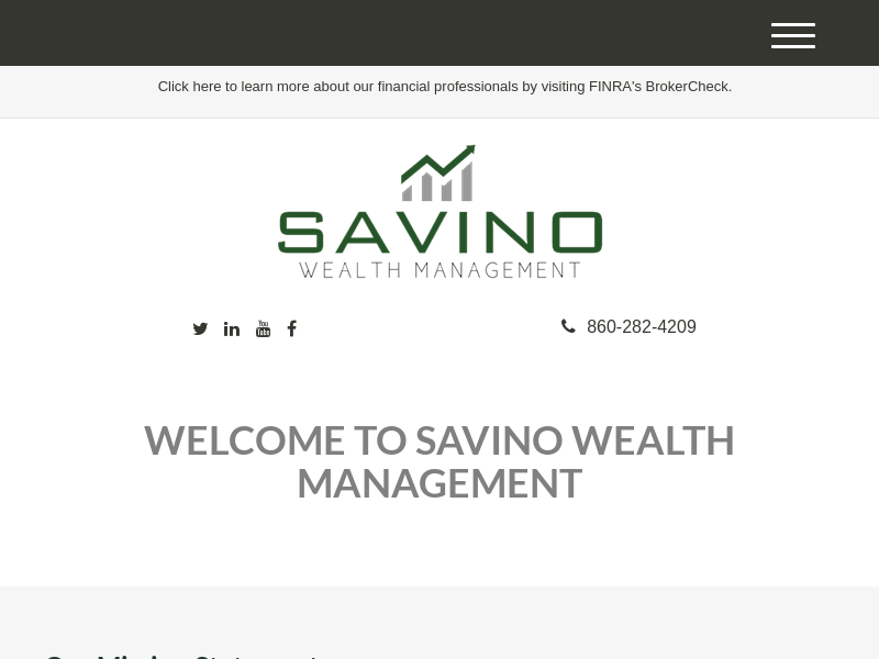 Home | Savino Wealth Management