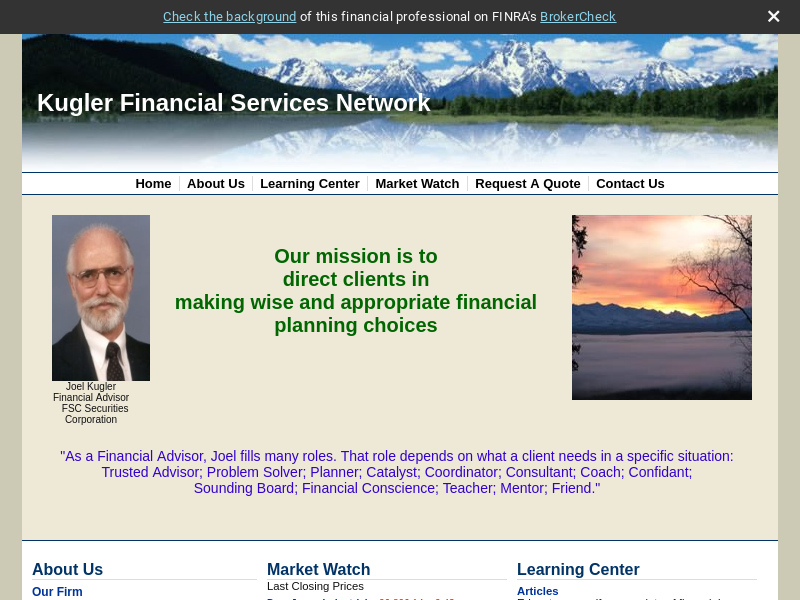 Kugler Financial Services Network