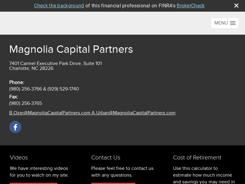 Magnolia Capital Partners