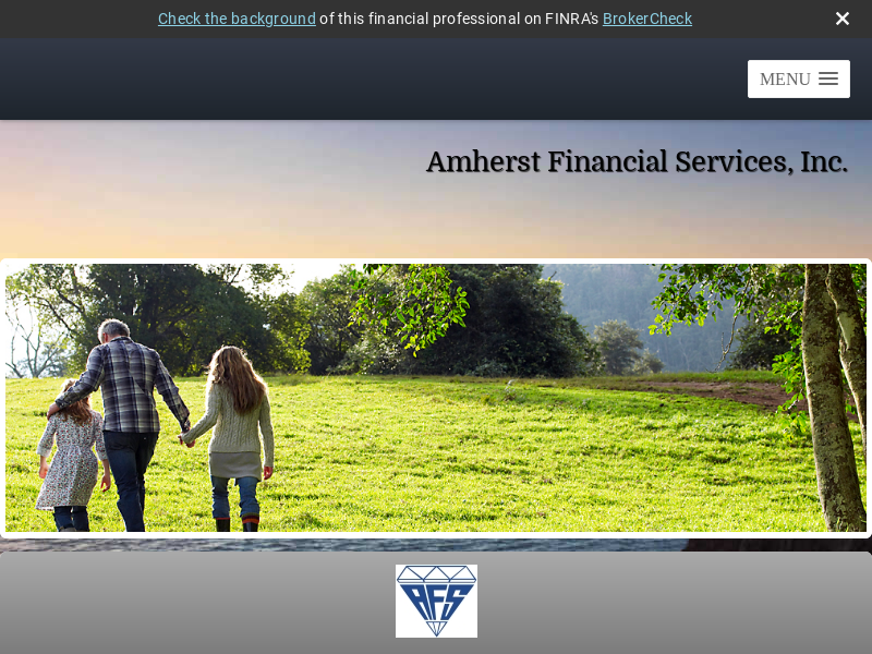 Amherst Financial Services, Inc.