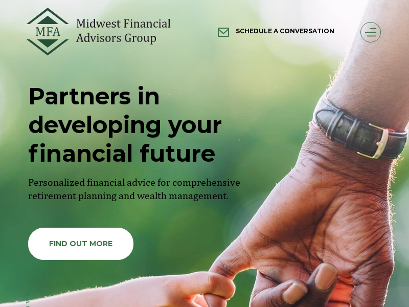 Partners in developing your financial future | Midwest Financial Advisors Group