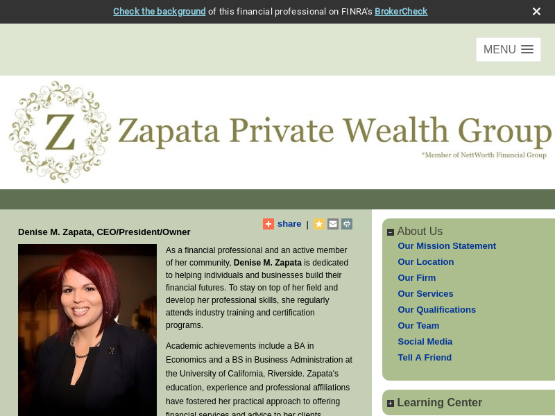 Zapata Wealth