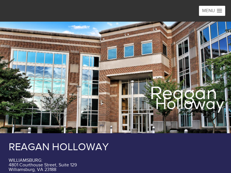 Reagan Holloway Consulting - Williamsburg, VA and Irvington, VA