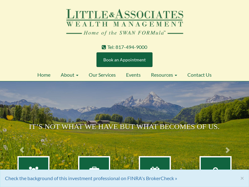 Home   Little & Associates Wealth Management
