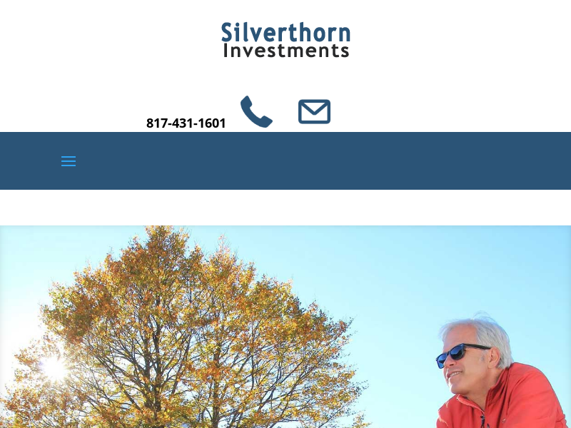 Home - Silverthorn Investments