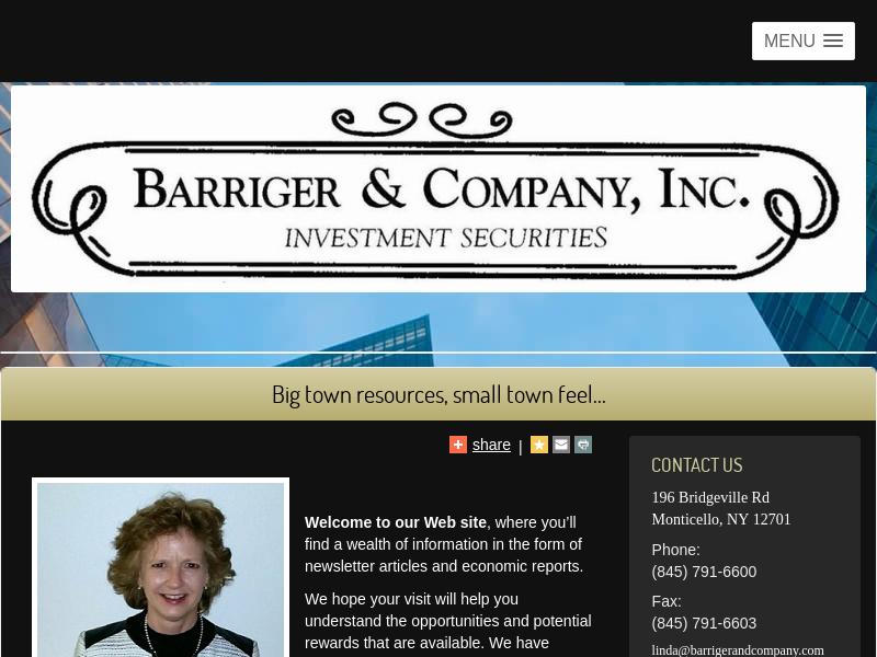 Barriger & Company