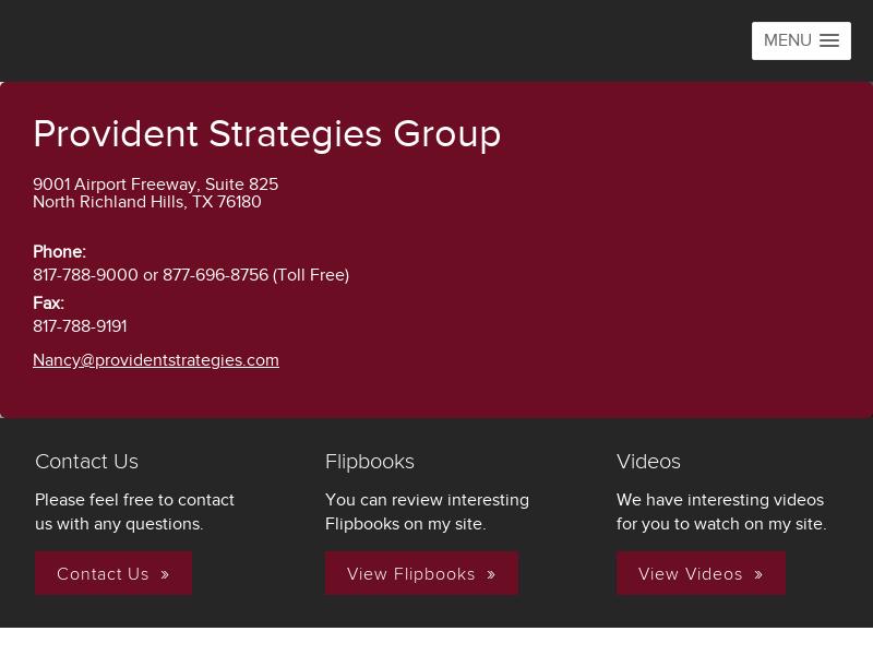 Provident Strategies Group