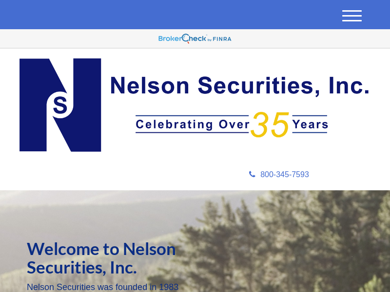 Home | Nelson Securities, Inc.